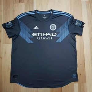 NYC FC Jersey Men's size XL brand new!